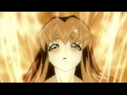 Fantasy anime lesbian